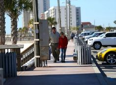 The city of Gulf Shores is leading efforts to redesign its Beach Boulevard area to make it more pedestrian friendly and easily accessible to visitors.