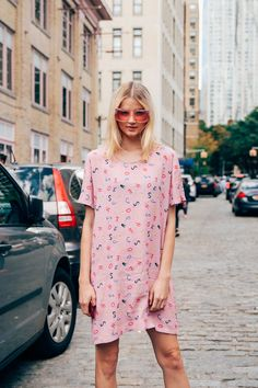 e73c9fa3020 29 of the COOLEST Fall Lewks From NYFW