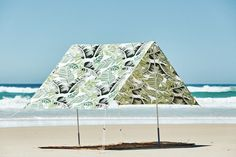 Beach Cabana & Beach Tents Excellent UPF Protection with Byron Bay Beach Shades. Enjoy your Beach Life with retro chic style.