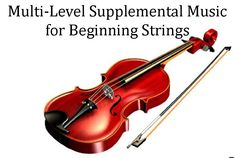 Great resource for multi-level learning in orchestra class