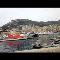 #PortHercule Absolutely breathtaking by brittneyadavidson from #Montecarlo #Monaco