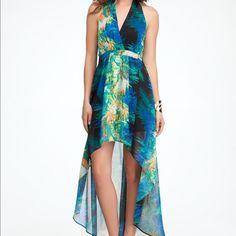 6046584ce2232 Womens Boho Floral Long Maxi Dress Casual Evening Party Summer Beach ...