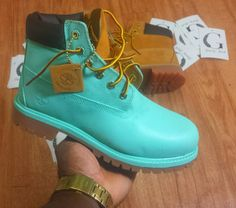 custom timberlands - Google Search