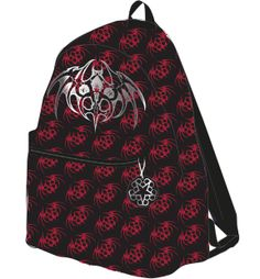 black veil brides merch | Details about Black Veil Brides 'All Over' Backpack - NEW & OFFICIAL!