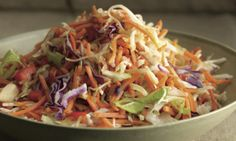 Hot and Sour Slaw
