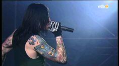 HARDCORE SUPERSTAR - Shades Of Grey / Azkena Rock Festival 2009