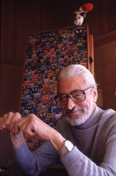 Theodore Seuss Geisel (aka Dr. Seuss) for teaching me some of the most important and meaningful lessons I've learned in my 21 years, and helping me embrace who I am despite the opinions of others. Thanks, Dr. Seuss.