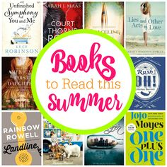 Looking for some good books to read this summer? Check out this reading list…