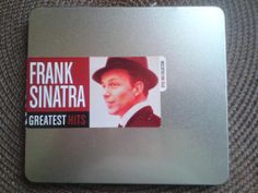Frank Sinatra - Greatest Hits - Steel Collection