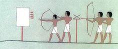 Ancient Egyptian Sports-Archery