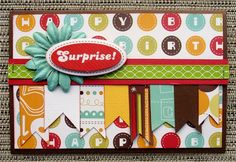 Card: Surprise! Card