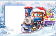 Childrens-Photo-Frame-Train-with-Gifts.png (1280×832)
