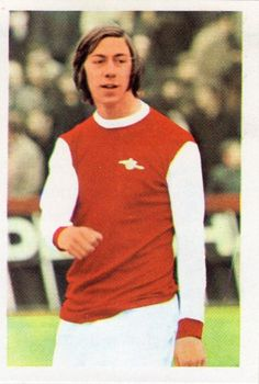 002 - Charlie George (Arsenal)