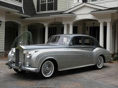 Rolls Royce Silver Shadow.                                                                                                                                                                                 More
