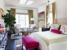 Master Bedroom  The HGTV Smart Home 2016 in North Carolina 6 Things Every Stylish Southern Woman Has Her