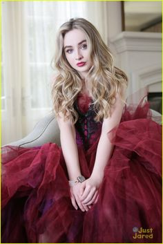 Sabrina Carpenter On Playing Maya Hart: 'She's A Force To Be Reckoned With': Photo #908737. Sabrina Carpenter looks like holiday royalty on the December 2015/January 2016 cover of Cliche Magazine.    The 16-year-old Girl Meets World actress opened up about…