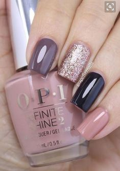 This year saw hundreds of creative trends in nail art and timeless manicure ideas. We've compiled the most pinned nail designs of the year to up your manicure game as . Fall Nail Designs, Acrylic Nail Designs, Acrylic Nails, Acrylic Art, Stylish Nails, Trendy Nails, Diy Nails, Cute Nails, Shellac Nails Fall