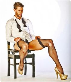 1000+ images about Men in high heels on Pinterest   High