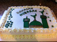 Ramadan cake!!