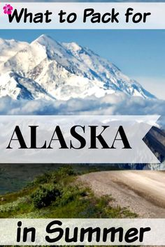 """I arrived in Anchorage during August.  My body was well-adjusted to the hot, humid days of summer in Ohio, and the 50-60 degree days were a slight shock to my system.  Even though I thought I thoroughly researched what to pack for my Alaskan vacation, one of my first thoughts when beginning to explore was """"Wow, I didn't pack very well."""""""