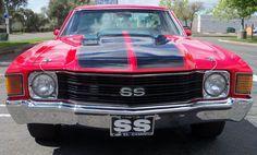 Chevy El Camino SS  My sister had an El Camino - is it a truck or a car?