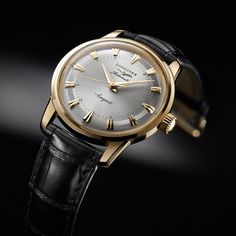 Longines the Conquest Heritage 1954-2014 1954 – 2014: Longines celebrates the 60th anniversary of its Conquest line (see more at http://watchmobile7.com/articles/longines-conquest-heritage-1954-2014) #watches #montres #relojes #longines @longineswatches