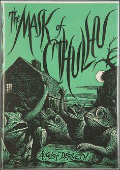 Mask of Cthulhu, August Derleth, 1958.