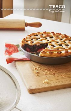 Baking is as easy as pie with our affordable accessories. From a professional deep pie tin that costs just £6 to a £15 wooden pastry board which is decorated with different cooking measurements, we have everything you need to bake in style.