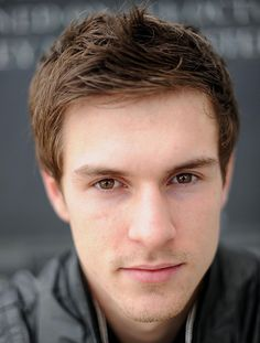 Arsenal's Aaron Ramsey.... You're also invited to have soccer babies with me.