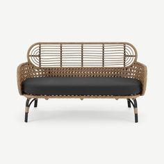 Modern Conservatory Furniture, Garden Furniture Design, Balcony Furniture, Outdoor Garden Furniture, Garden Chairs, Metal Furniture, Furniture Sets, Outdoor Dining, Outdoor Sofa
