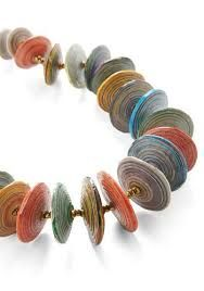 Risultati immagini per paper beads