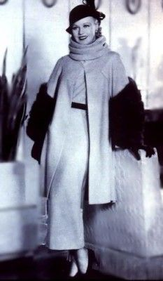 A Coco Chanel outfit from 1930