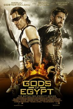 Return to the main poster page for Gods of Egypt (#21 of 21)