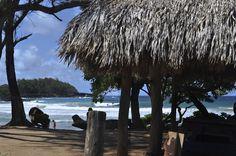 Beautiful beach on Maui.