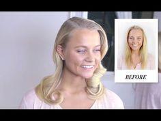 Hair Tutorial - How to get Vintage Waves using the BEACHWAVER® S1 Ceramic…