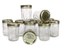 Keeping it Simple: Sterilizing Canning Jars in the Oven