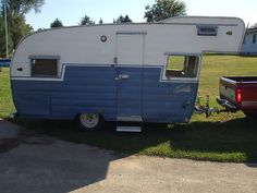 Fir Sale.  A Vintage 1961' 1964' Shasta Astrodome 16' Travel Trailer Canned Ham Retro Camper | eBay Ends Oct 19, 2013