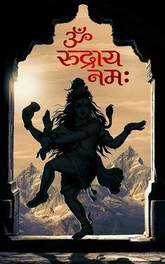 Om Rudray Namah Om Namah Shivaya, Lord Murugan, Lord Shiva, Shiva Shakti, Lord Siva, Lord Hanuman