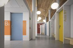 Project, the safety door for inside, by Oikos Venezia.   www.oikos.it
