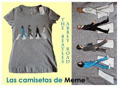 De Tacones y Bolsos: Las camisetas de Meme
