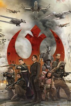 the rebel alliance the official posters of rogue one a star wars story hd hi-res