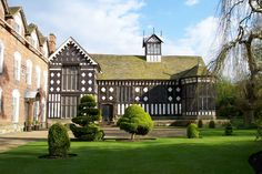 Rufford Old Hall Lancashire (near ormskirk)