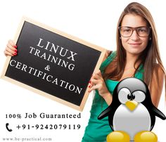 Be practical is one of the best Linux training institute in Bangalore with 100% placement.... For more details visit : www.be-practical.com Or call +919242079119