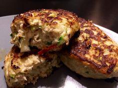 Squash, Lchf, Salmon Burgers, Feta, Is, Dinner, Ethnic Recipes, Meals
