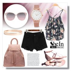 """""""SheIn 2. / II"""" by amra-sarajlic ❤ liked on Polyvore featuring Lana Jewelry, Larsson & Jennings and Dansk"""
