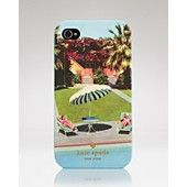 kate spade new york iPhone 4 Case - Resin All in Days Work