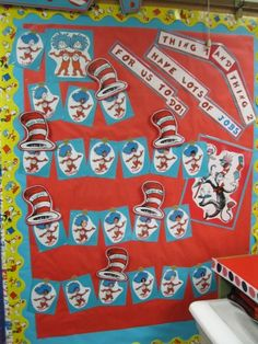 for ideas seuss classroom pin decorating classrooms decor door dr decorations