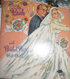 The Bride Paper Dolls | Flickr - Photo Sharing!