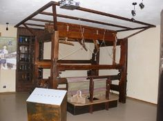 L'Atelier-musée, Uzel © Syndicat de la Route du lin