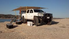 Toyota Tacoma is a very capable BOV.